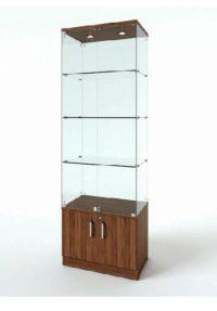 """Оборудование из стекла """"Селенга"""" для музеев, магазинов, школ"""